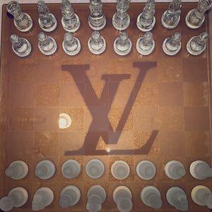 Louis Vuitton Chess Set